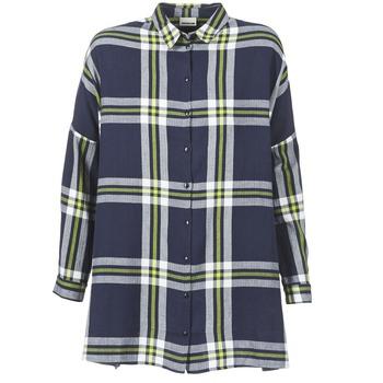 Abbigliamento Donna Camicie Noisy May ERIK Marine