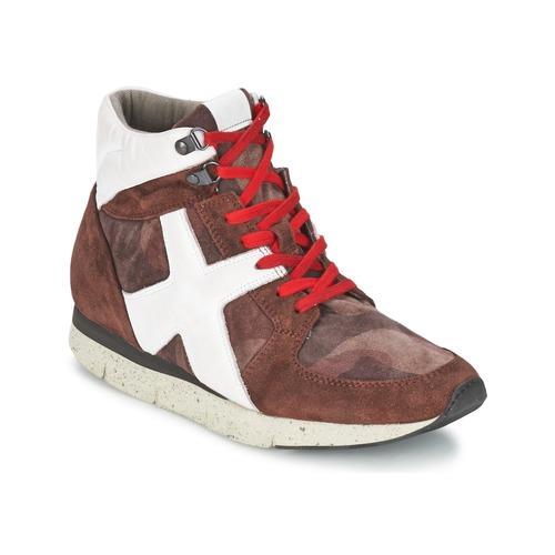 OXS JAZZ Bordeaux  Scarpe Sneakers alte Donna 108