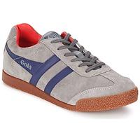 Scarpe Uomo Sneakers basse Gola HARRIER Grigio / MARINE / Rosso