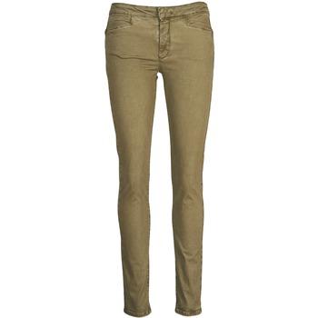 Abbigliamento Donna Jeans slim Acquaverde JOE Bronzo
