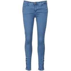 Abbigliamento Donna Jeans slim Acquaverde ALFIE Blu / Clair