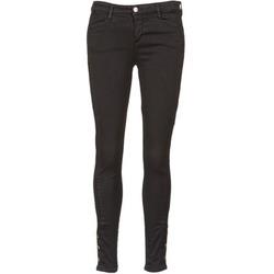 Abbigliamento Donna Jeans slim Acquaverde ALFIE Nero