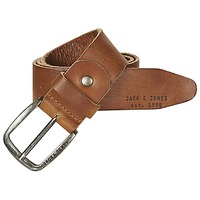 Accessori Uomo Cinture Jack & Jones PAUL COGNAC