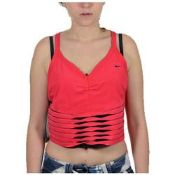 Abbigliamento Donna Top / T-shirt senza maniche Nike Top palestra T-shirt multicolore