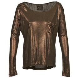 Abbigliamento Donna T-shirts a maniche lunghe Chipie NINON Dore