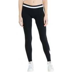 Abbigliamento Donna Leggings Nike Club leggings logo black Multicolor