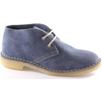 Scarpe Manifatture Italiane  2361 jeans scarpe unisex pedule desert boot