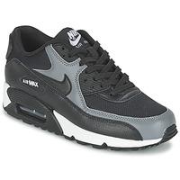 Scarpe Donna Sneakers basse Nike AIR MAX 90 W Nero / Grigio