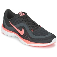 Scarpe Donna Fitness / Training Nike FLEX TRAINER 6 W Nero / Rosa