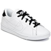 Scarpe Bambino Sneakers basse Nike TENNIS CLASSIC PREMIUM PRESCHOOL Bianco / Nero