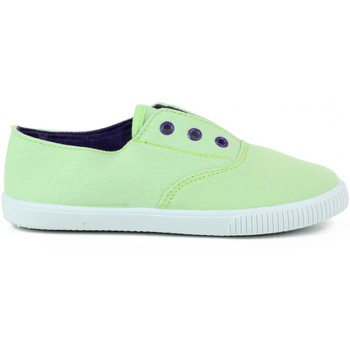 Scarpe Uomo Sneakers basse Xti 53025 Verde