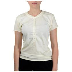 Abbigliamento Donna T-shirt maniche corte Mya T-shirt beige