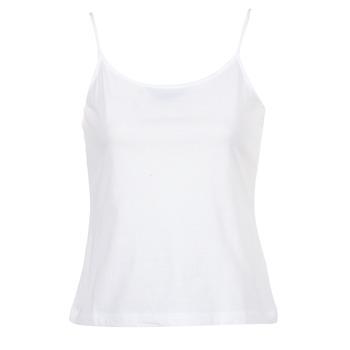 Abbigliamento Donna Top / T-shirt senza maniche BOTD FAGALOTTE Bianco