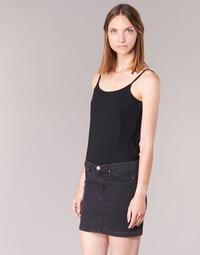 Abbigliamento Donna Top / T-shirt senza maniche BOTD FAGALOTTE Nero