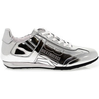 Scarpe Donna Sneakers Bikkembergs Sneakers  R-EVOLUTION in pelle argento