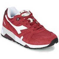 Scarpe Sneakers basse Diadora N9000 III Rosso