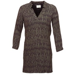 Abbigliamento Donna Abiti corti Stella Forest BRO024 Kaki