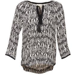 Abbigliamento Donna Top / Blusa Stella Forest BTU010 Ecru / Nero