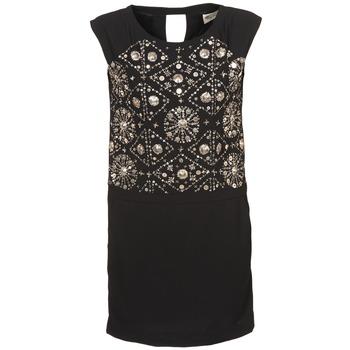 Abbigliamento Donna Abiti corti Stella Forest BRO040 Nero