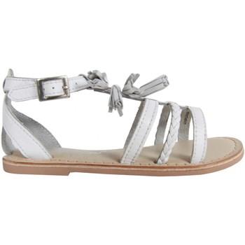 Scarpe Bambina Sandali Cheiw 47116 Blanco