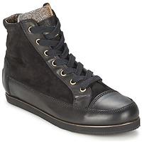 Scarpe Donna Sneakers alte Tosca Blu BANGKOK Nero