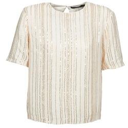 Abbigliamento Donna Top / Blusa Antik Batik ROMINA Crema