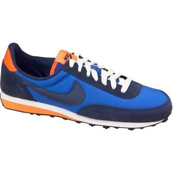 Scarpe Bambino Sneakers basse Nike Elite GS Azzuro, Blu marino