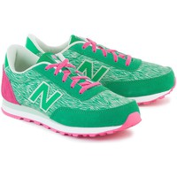 Scarpe Bambina Sneakers basse New Balance Classics Traditionnels 501 Verde
