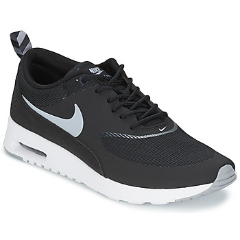 Scarpe Donna Sneakers basse Nike AIR MAX THEA Nero / Wolf / Grey-Anthracite-Blanc
