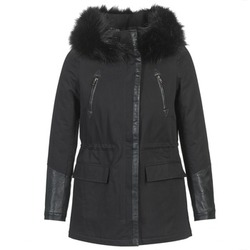 Abbigliamento Donna Parka Betty London FOUINI Nero