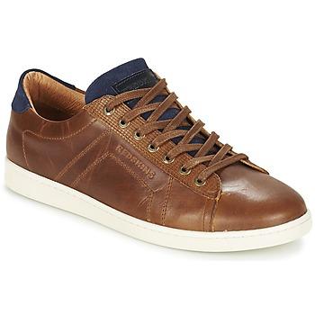 Scarpe Uomo Sneakers basse Redskins ORMIL Cognac / Marine