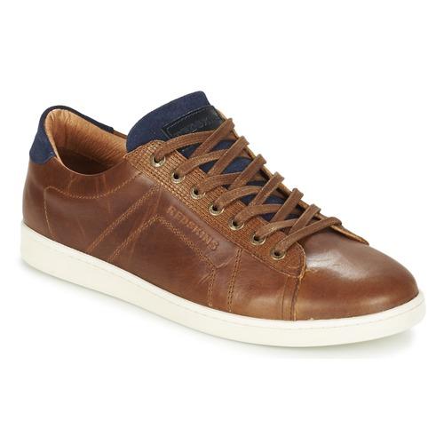 Redskins ORMIL Cognac / Marine  Scarpe Sneakers basse Uomo 79,90