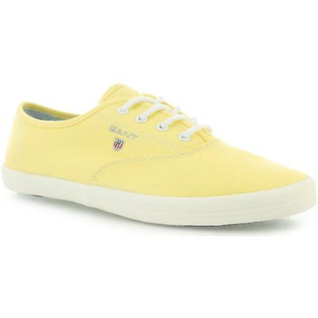 Scarpe Donna Sneakers basse Gant New Haven Giallo
