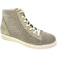 Scarpe Donna Trekking Loren C3689 scarpa donna sneaker ortopedica tortora tortora