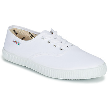 Scarpe Sneakers basse Victoria INGLESA LONA Bianco