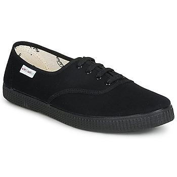 Scarpe Sneakers basse Victoria INGLESA LONA PISO Nero