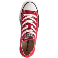 Scarpe Donna Sneakers basse Converse Chuck Taylor All Star OX Rosso