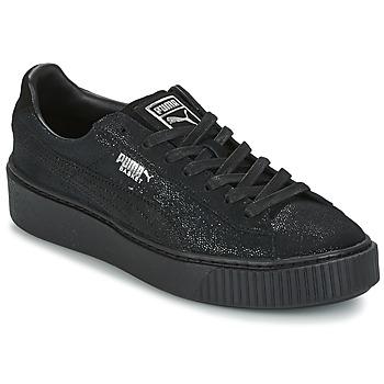 Scarpe Donna Sneakers basse Puma PUMA PLATFORM RESET WN'S Nero