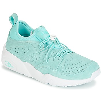 Scarpe Donna Sneakers basse Puma BLAZE OF GLORY SOFT WNS Blu / Bianco