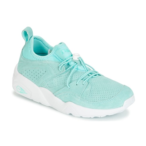 Puma BLAZE OF GLORY SOFT WNS Blu / Bianco  Scarpe Sneakers basse Donna 55