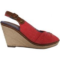 Scarpe Donna Sandali Refresh 62041 Rojo