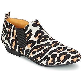 Scarpe Donna Stivaletti Buffalo SASSY Leopard