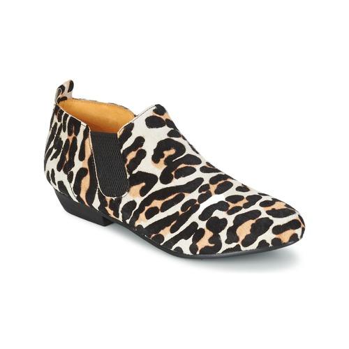 Buffalo SASSY Leopard  Scarpe Stivaletti Donna 84
