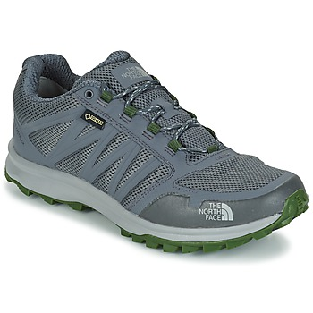 Scarpe Uomo Trekking The North Face LITEWAVE FASTPACK GORETEX Grigio