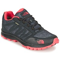 Scarpe Donna Trekking The North Face LITEWAVE FASTPACK GORETEX Nero / CORAIL