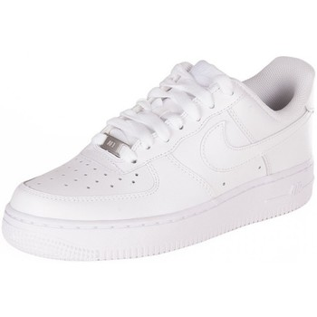 Scarpe Donna Sneakers basse Nike Sneakers wmns air force white Multicolor