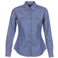 Abbigliamento Donna Camicie Yurban FERVINE Blu