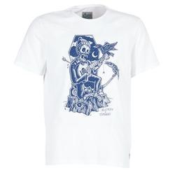 Abbigliamento Uomo T-shirt maniche corte Element SERENADE SS Bianco