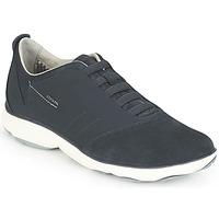 Scarpe Uomo Sneakers basse Geox NEBULA Blu