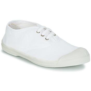 Scarpe Unisex bambino Sneakers basse Bensimon TENNIS LACET Bianco